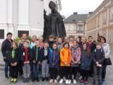 Szczytniki. Uczniowie i nauczyciele pamiętają o św. Janie Pawle II