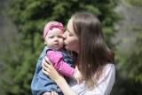 Ten Dzień Matki jest dla Izy wyjątkowy. Szczęście ma na imię Lena