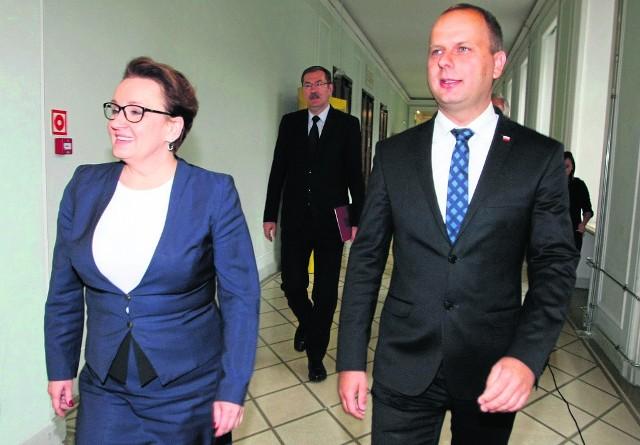 23 czerwca podczas konferencji prasowej we Wrocławiu Anna Zalewska poinformowała, że są już gotowe wszystkie dokumenty niezbędne do wprowadzenia zmian w systemie edukacji