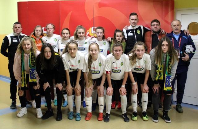 Rok temu w Głogówku dziewczęta z Wierzbowianki wywalczyły tytuł II wicemistrza Polski. Teraz też chcą być w strefie medalowej.