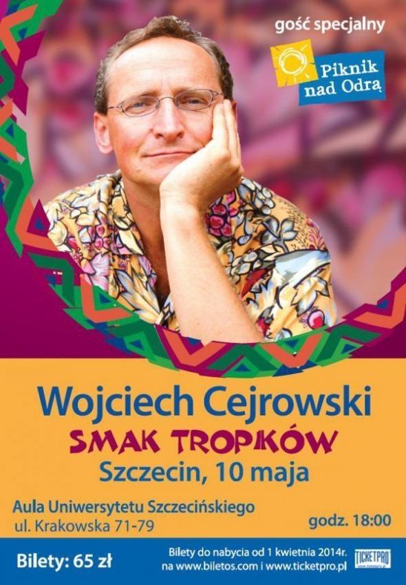Wojciech Cejrowski odwiedził Szczecin pod koniec listopada minionego roku. Na jego show pojawiły się tłumy