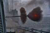 3. Flotylla Okrętów ćwiczyła na wodach Zatoki Gdańskiej. Zobaczcie zdjęcia z manewrów