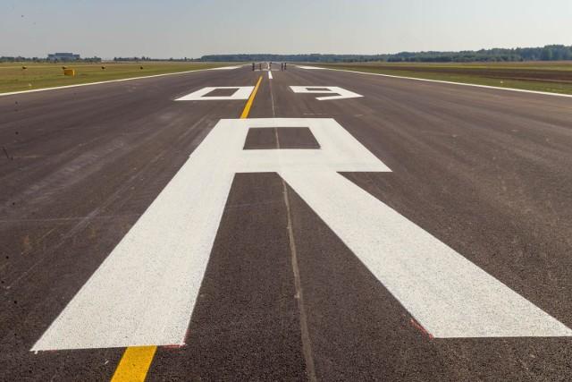 Pas startowy na Krywlanach jest już gotowy. Jednak nie mogą na nim lądować samoloty