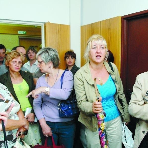 W lipcu kilkudziesięciu mieszkańców ze Starosielc przyszło do prezydenta Truskolaskiego. Jutro zjawią się tam jeszcze raz.