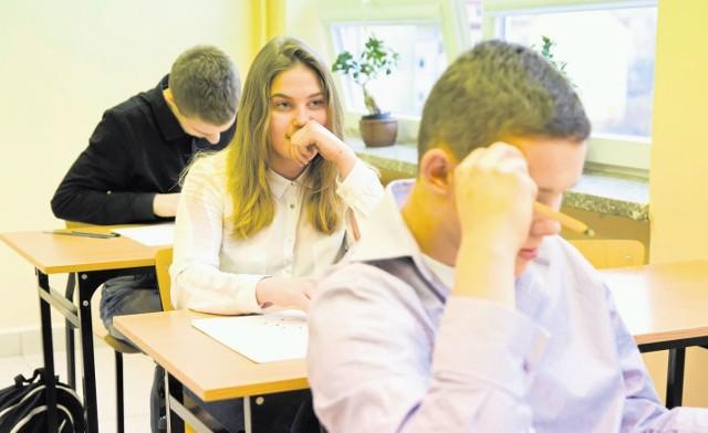 Próbny egzamin gimnazjalny OPERON 2015/16 odpowiedzi: język obcy angielski, niemiecki, francuski, rosyjski