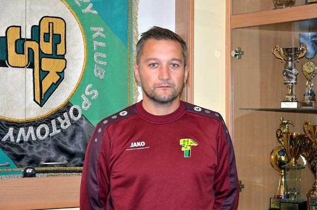 Broniszewski pracuje w Górniku od 16 października 2018 roku