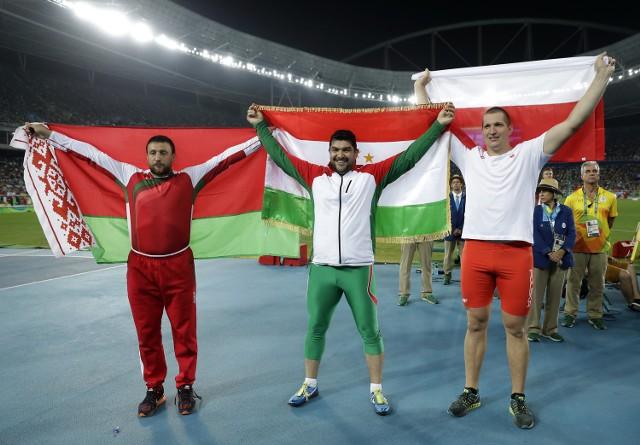 Wojciech Nowicki zdobył pierwszy medal dla w historii igrzysk olimpijskich dla naszego regionu.