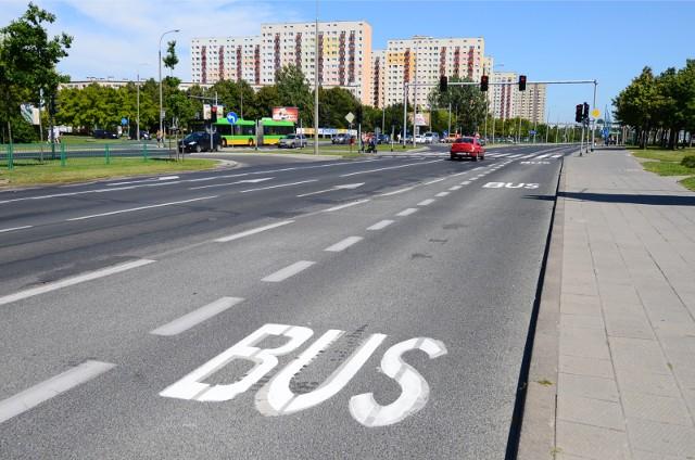 Buspas na ul. Mostowej jeszcze tego lata/ zdjęcie ilustracyjne