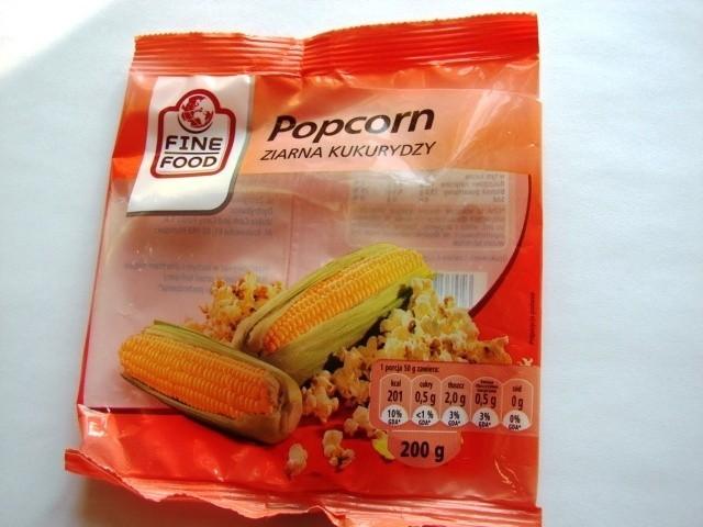 Rakotwórcze toksyny w popcornie na Pomorzu.