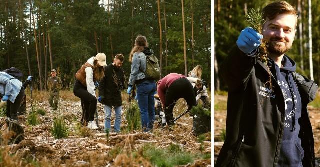 1 000 sadzonek drzew z okazji rozpoczęcia roku akademickiego na Uniwersytecie Szczecińskim!