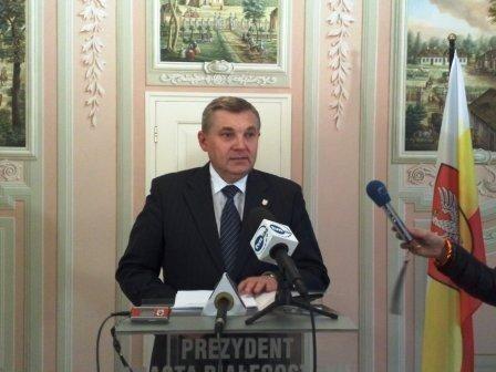 Opinie ekspertów przekazał mediom prezydent Tadeusz Truskolaski.