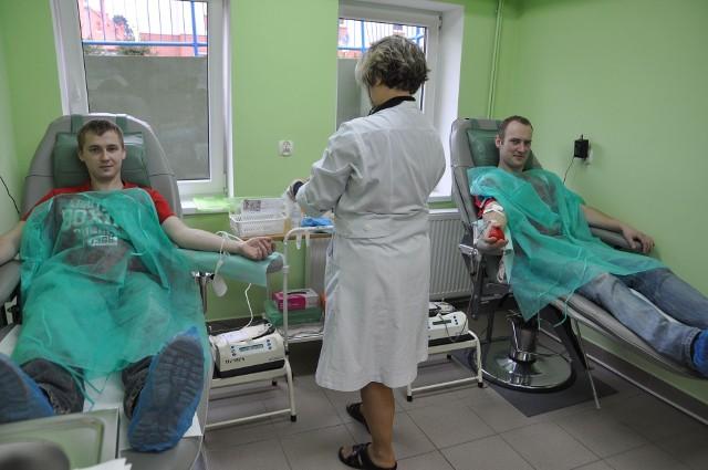 Stacja krwiodawstwa w Szczecinku