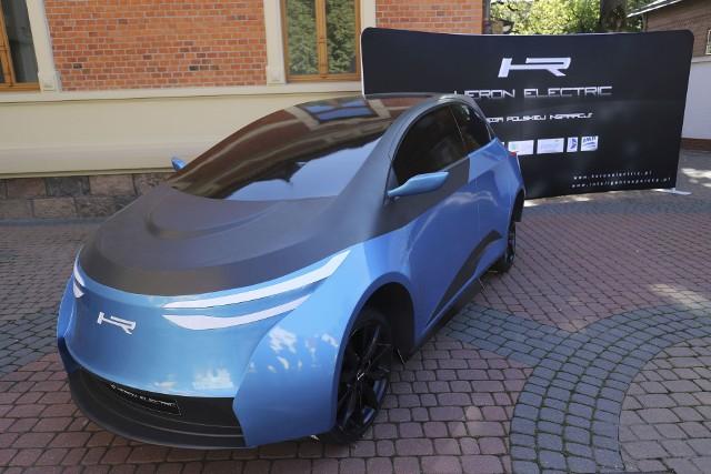 Jacek Żalek chce, by w Białymstoku powstała fabryka samochodów elektrycznych