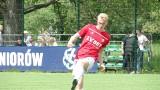 Aleksander Buksa żegna się z Wisłą Kraków w drużynie juniorów CLJ U-18 ZDJĘCIA