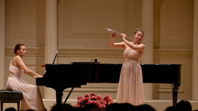 Jagoda Krzemińska zagrała koncert w słynnej Carnegie Hall w Nowym Jorku. Dzisiaj zagra w Kluczborku.