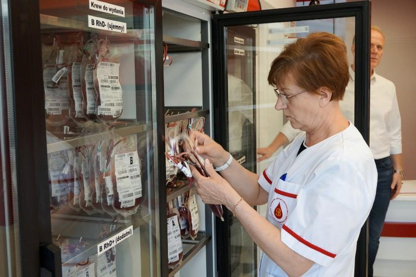 Regionalne Centrum Krwiodawstwa i Krwiolecznictwa w...