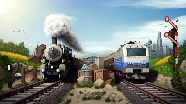 Rail NationRail Nation