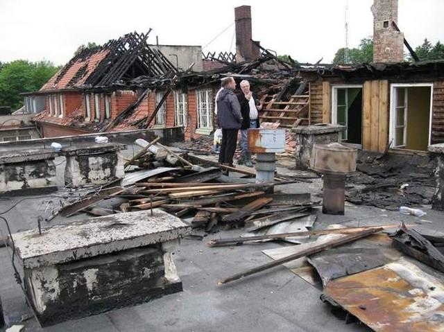 To forma podziękowania dla mieszkańców za dotychczasowe finansowe wsparcie na rzecz odbudowy spalonego szpitala.