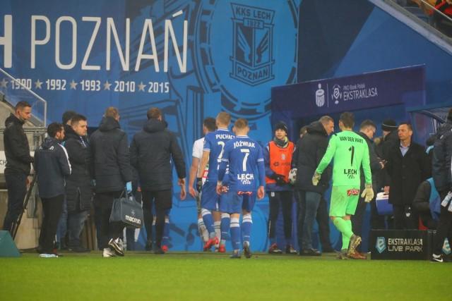 PKO Ekstraklasa zawiesiła rozgrywki co najmniej do 26 kwietnia