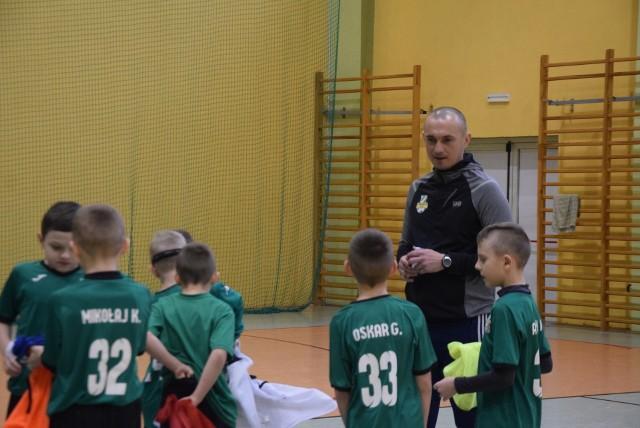 Akademia symbolu sieradzkiej piłki wśród siedmiu akademii ze srebrną gwiazdką