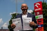 PSL protestuje przeciwko drastycznym wzrostom cen na stacjach paliw PKN Orlen. Ceny w Podlaskiem najwyższe