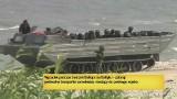 Baltops 2015 . Na poligonie pod Ustką zatonął transportowiec, żołnierzom nic się nie stało [WIDEO]