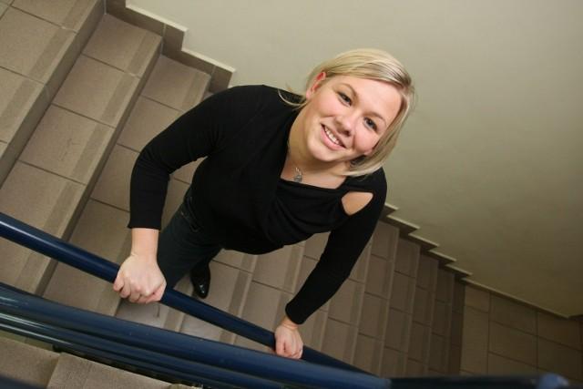 Zrobię wszystko, żeby mi się udało – mówi Paulina Kuźmicz, właścicielka firmy sprzątającej Kamara.