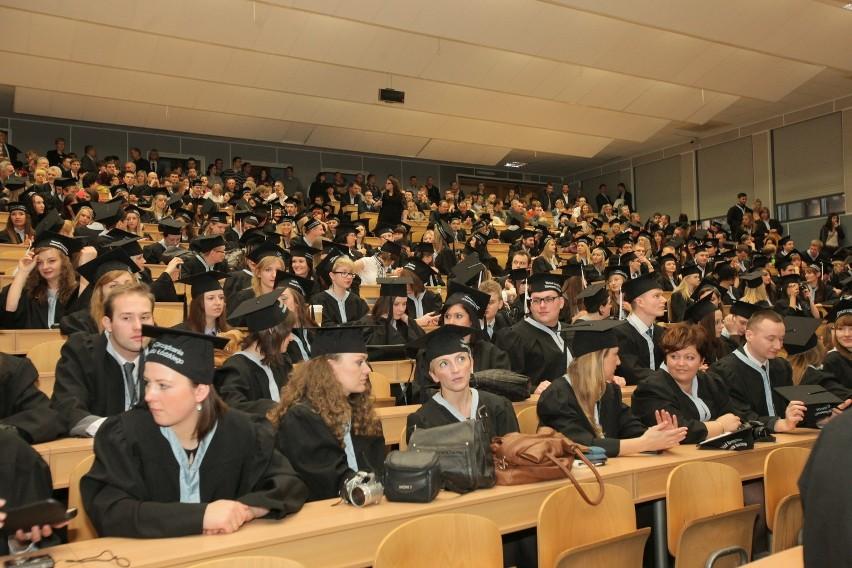 Gala Absolwenta Wydziału Zarządzania Uniwersytetu Łódzkiego [ZDJĘCIA]