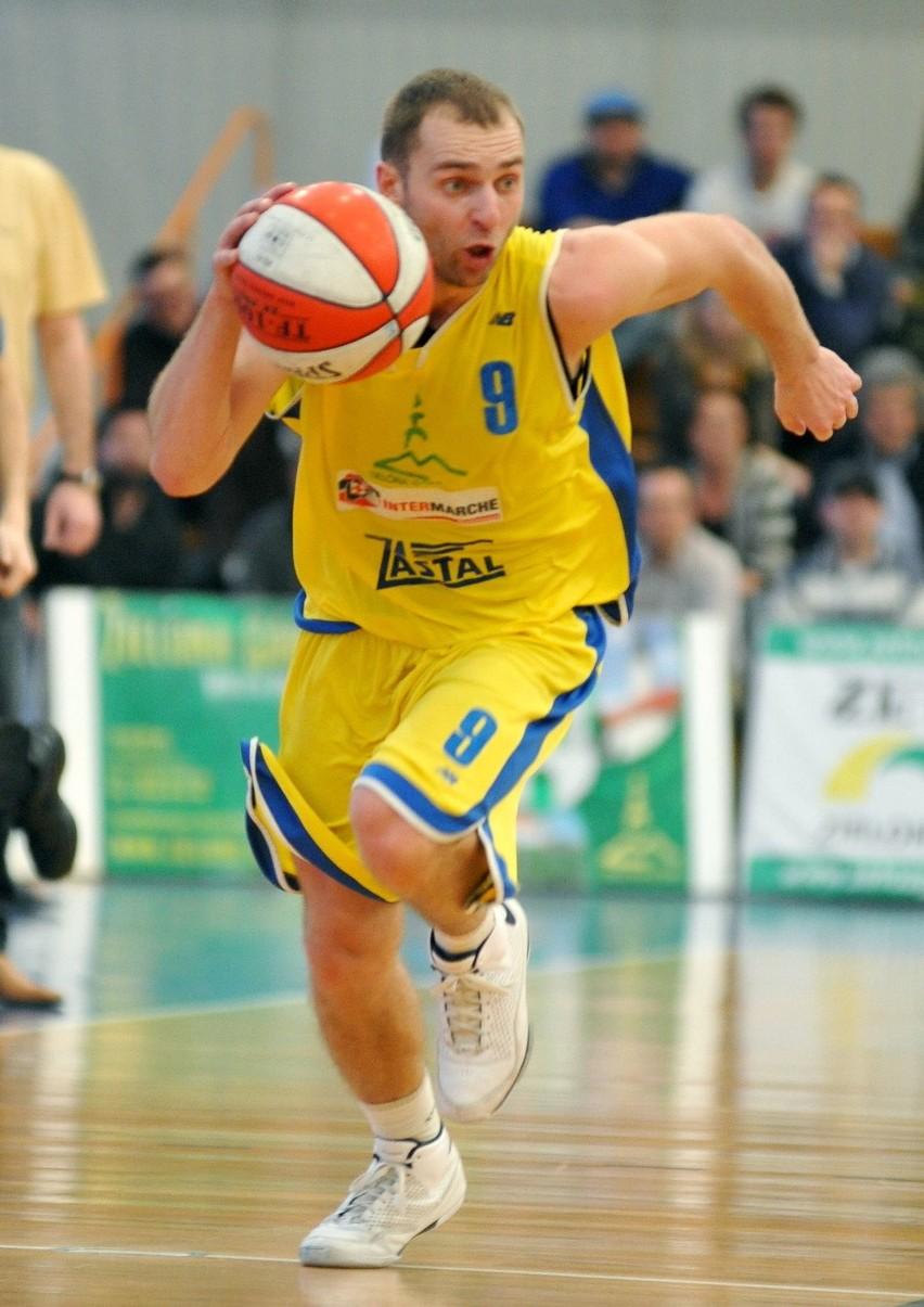 Marcin Flieger był  najskuteczniejszym zawodnikiem naszego zespołu