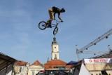 BMX - Extreme Festiwal Białystok. Rowerowe show o mistrzowskie tytuły