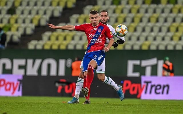Kamil Piątkowski, stoper Rakowa