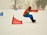 Walczyli w Kazimierzu Dolnym w narciarstwie alpejskim i snowboardzie. Zobacz zdjęcia