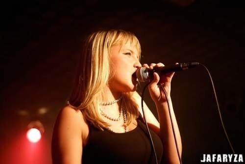 """IWO"" podczas koncertu we Free Blues Club"