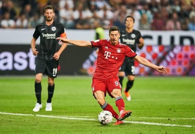 Robert Lewandowski nie zamierza zwalniać tempa. Sezon zaczął od hat-tricka