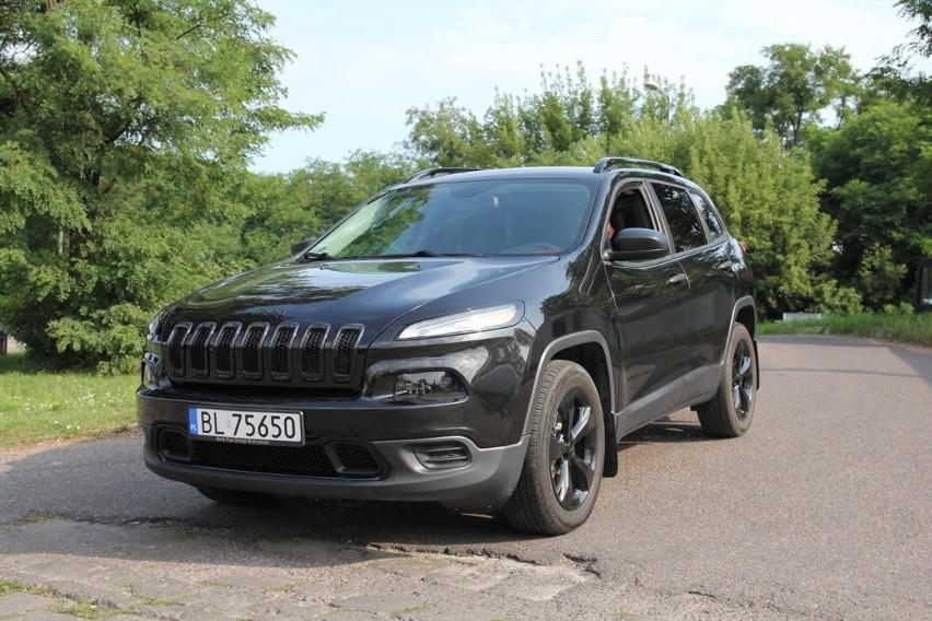 Jeep Cherokee, rok 2016, 2,4 benzyna, cena 69 000 zł