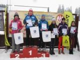 Narciarze z UKS Hańczowa kolejny raz udowodnili, że biegają najlepiej