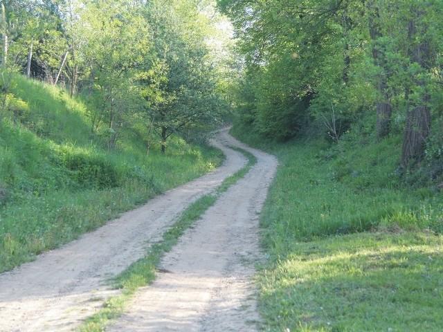 Wiele lat temu mieszkańcy Hnatkowic wystarali się o tę drogę. Nie mogą jednak wywalczyć, aby była ona utwardzona, asfaltowa.