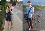 Od miesiąca nie ma kontaktu z Agatą Łońską z Żar. Odjechała z domu na czerwonym rowerze z napisem Jubilat