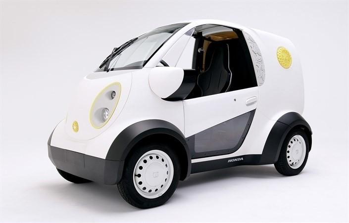 Samochód z drukarki 3D