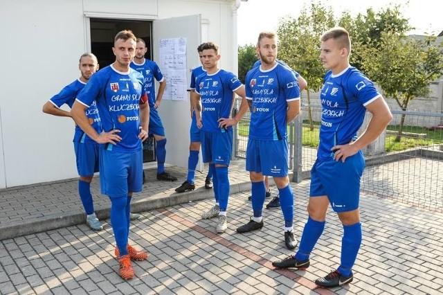MKS Kluczbork wciąż nie wygrał w tym sezonie ligowym na wyjeździe...