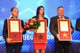 Pierwsze gwiazdy sportu uhonorowane w kraśnickiej Alei Gwiazd. Zobacz zdjęcia