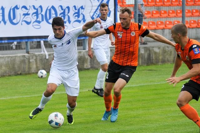 Głogowianie w pierwszym oficjalnym meczu sezonu w 1/32 finału Pucharu Polski pokonali MKS Kluczbork 3:0.