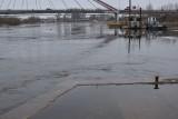 Poziom wody w Narwi, Omulwi i Bugu w regionie. Aktualna sytuacja hydrologiczna. 4.03.2021. Zdjęcia