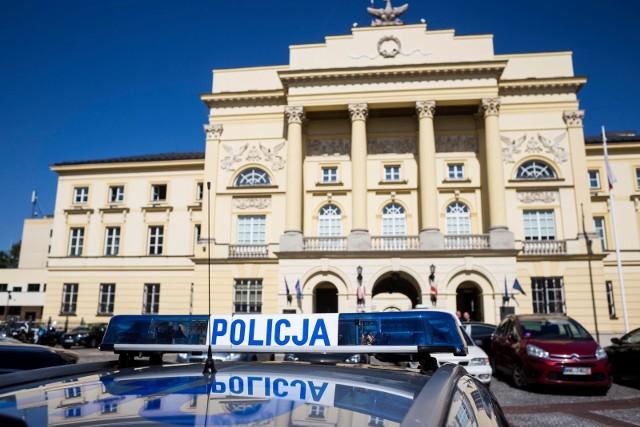 Strajk Kobiet. Posłowie KO z kontrolą w Komendzie Stołecznej Policji