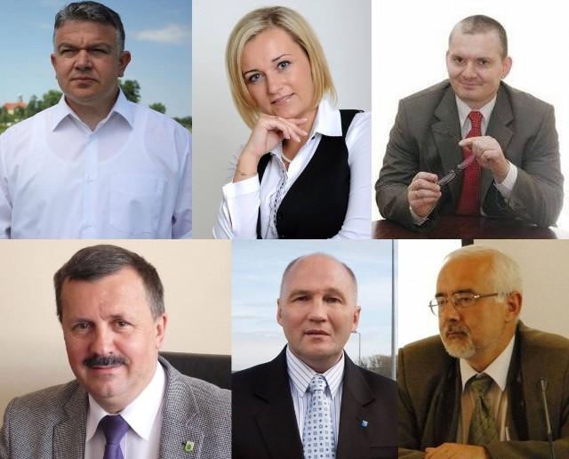Dariusz Chmura, Dorota Pawnuk i Paweł Wybierała zdecydowali już, że chcą znów kandydować