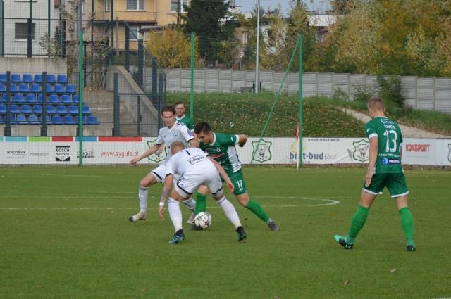 W Sokole gra wielu młodych zawodników