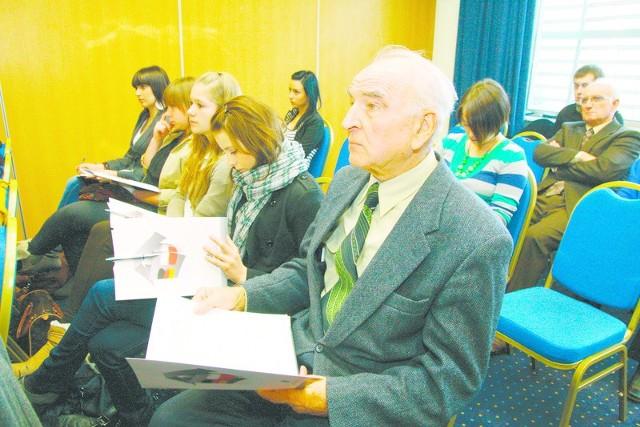 Richard Urban jako świadek czasu przypomniał początki organizowania struktur mniejszości niemieckiej.