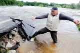 To było straszne. Wielka woda zalewała lubuskie miejscowości, niszczyła domy. Ludzie tracili dobytek życia...