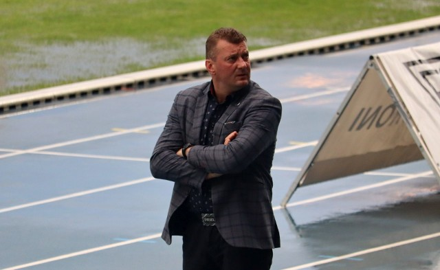 Trener Artur Kupiec