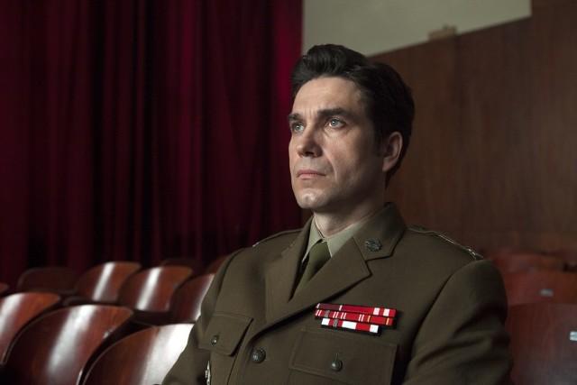 Kadr z filmu Jack Strong o płk. Kuklińskim